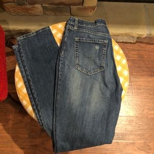 GAP High Rise Skinny Jean